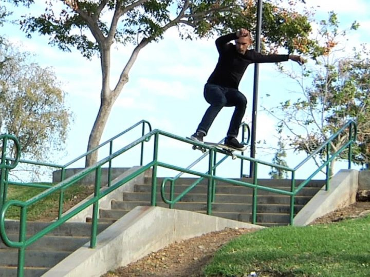 Dakota Servold is Gnarly