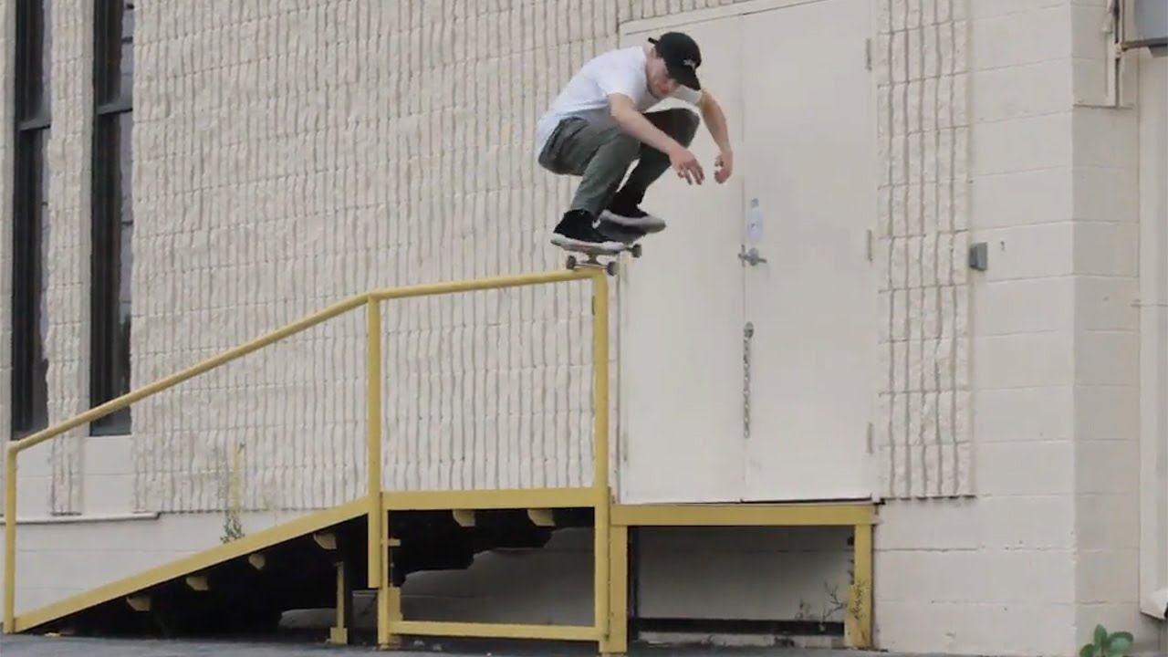 """Kevin Terpening for HUF Footwear – """"HUF Classic"""" part"""