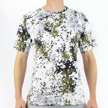 Undefeated Tech Raglan S/S T-Shirt – Black