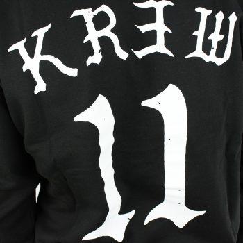 KREW Knight Crew Sweater - Black