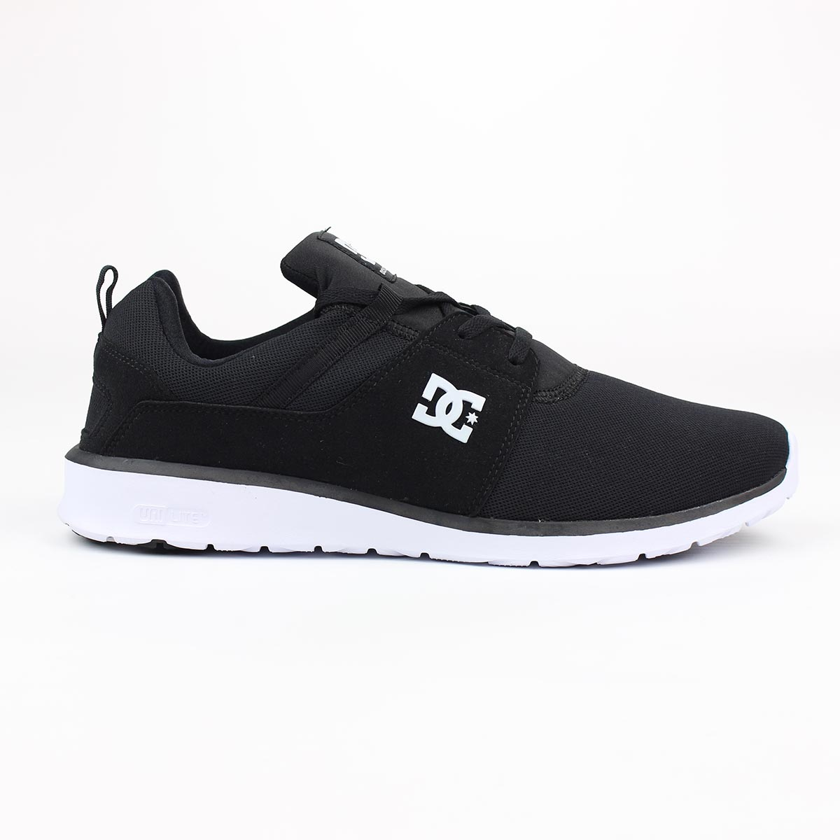 dc shoes heathrow black white