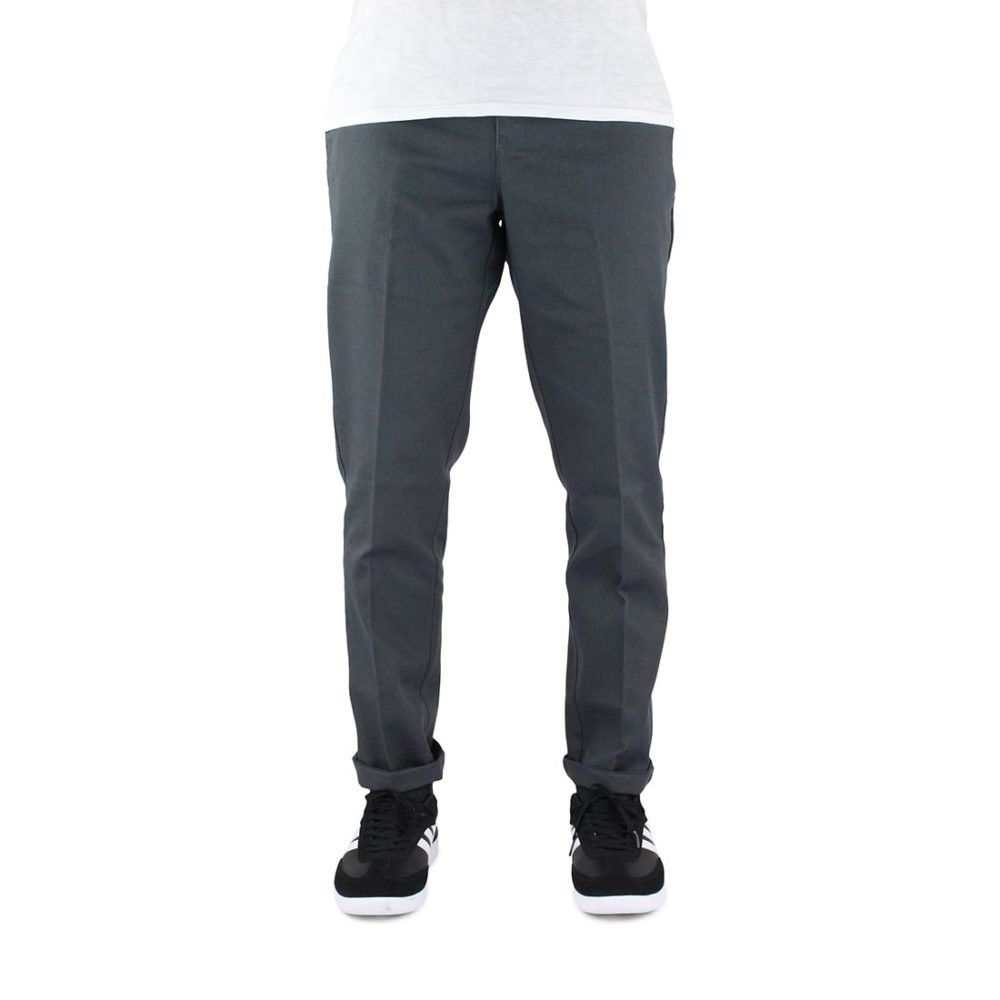 Dickies-872-Slim-Fit-Pant-Charcoal-Grey-01