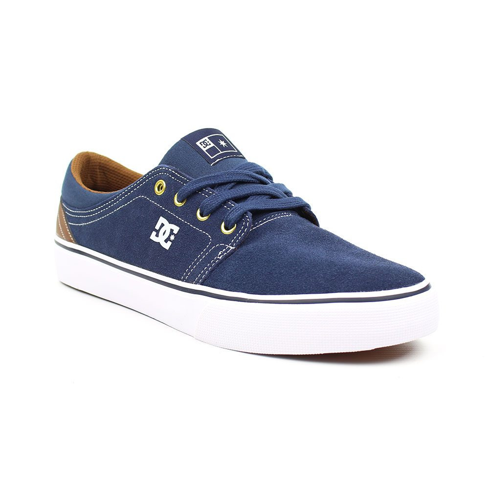f5bf429d DC Shoes Trase S – Navy Dark Chocolate