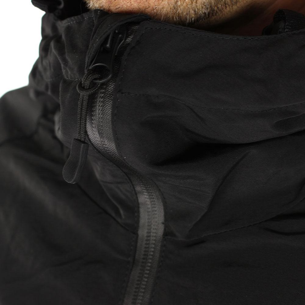 HUF-Standard-Shell-Zip-Through-Jacket-Black-07
