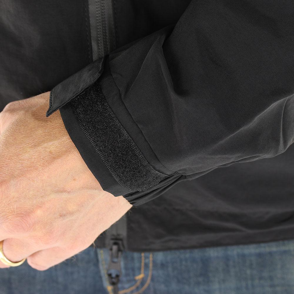 HUF-Standard-Shell-Zip-Through-Jacket-Black-08