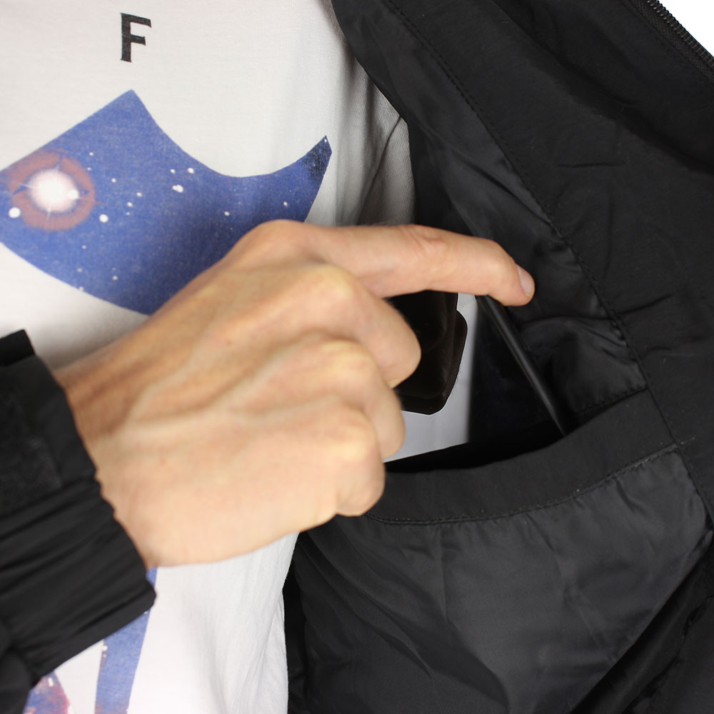 HUF-Standard-Shell-Zip-Through-Jacket-Black-10