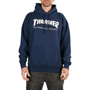Thrasher Skate Mag Hoodie - Navy