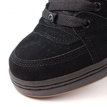 eS Shoes Accel OG - Black Suede