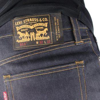 Levi's Skateboarding 511 Slim Fit Jeans - Rigid Indigo