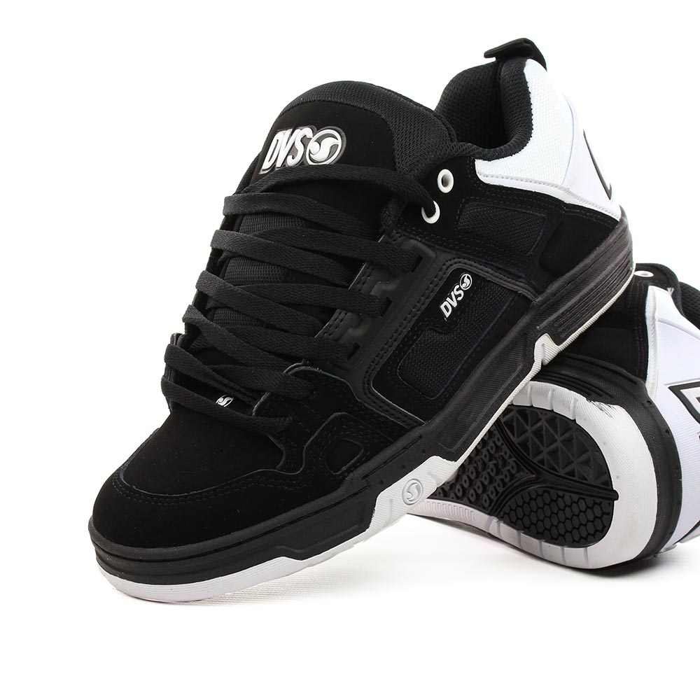 Black And White Dvs Shoes