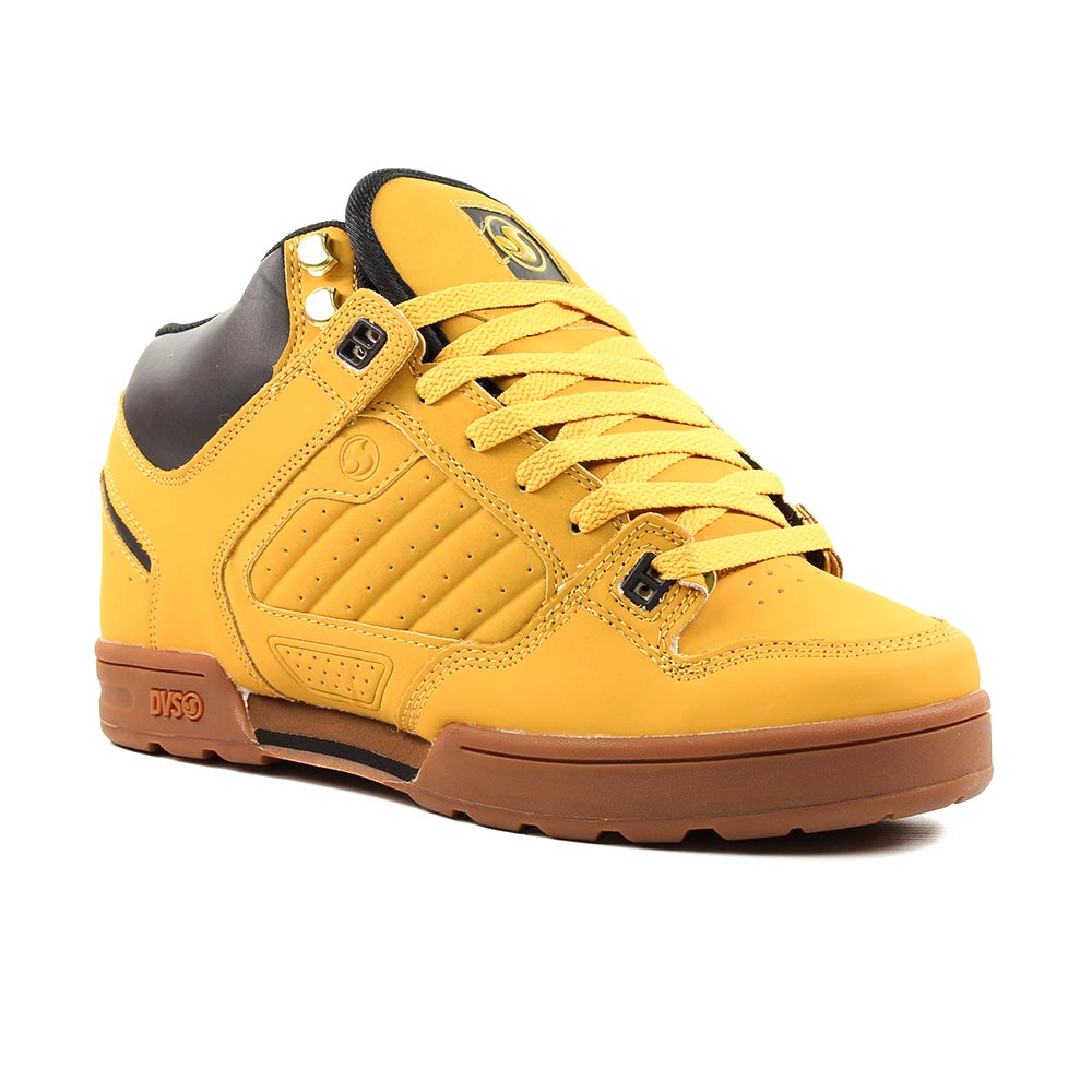 1d424c46b9f52c DVS Shoes Militia Boot - Tan Gum Nubuck MFM