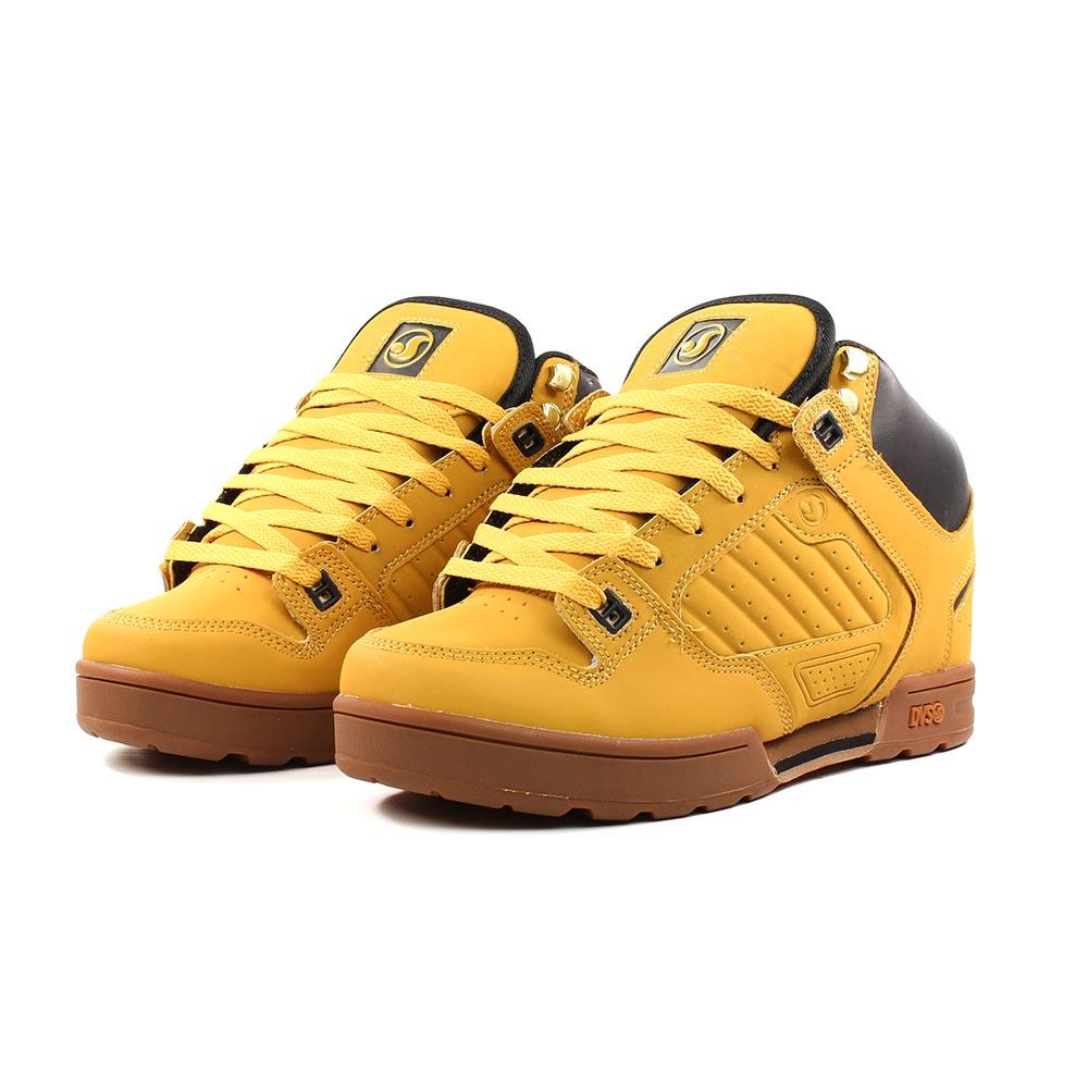 25ec059ca29 DVS Shoes Militia Boot - Tan Gum Nubuck MFM
