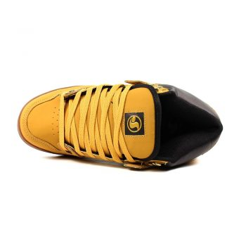 DVS Shoes Militia Boot - Tan Gum Nubuck MFM