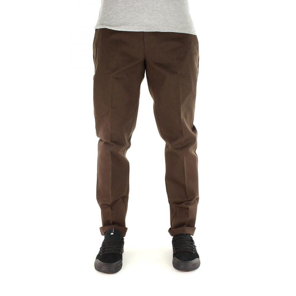 Dickies-872-Slim-Fit-Work-Pant-Chocolate-Brown-01