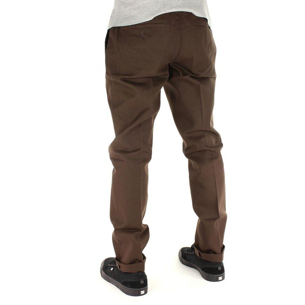 Dickies-872-Slim-Fit-Work-Pant-Chocolate-Brown-03
