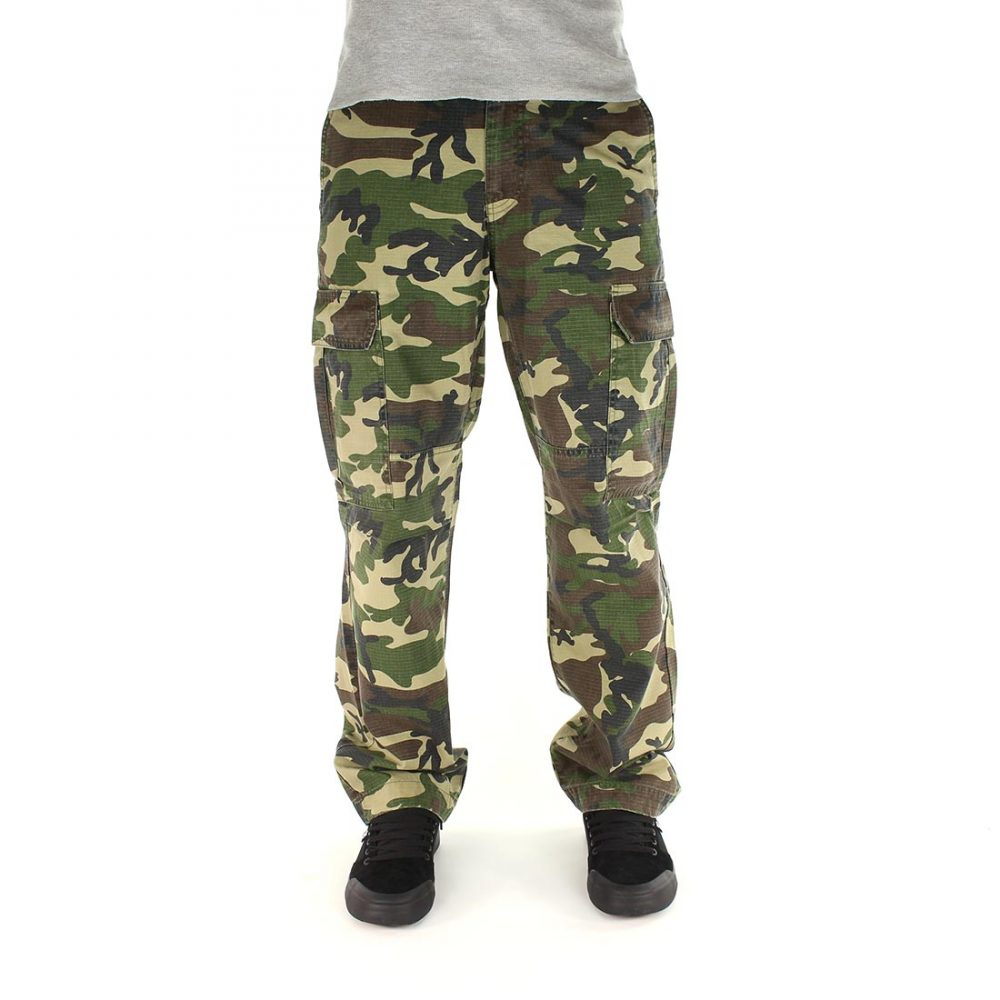 Dickies New York Cargo Pant - Camouflage