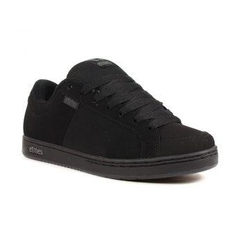 Etnies Shoes Kingpin Black Gum Grey