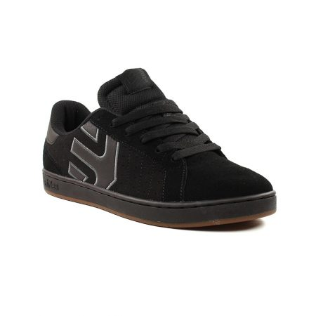 Etnies Shoes Fader LS - Black Charcoal Gum