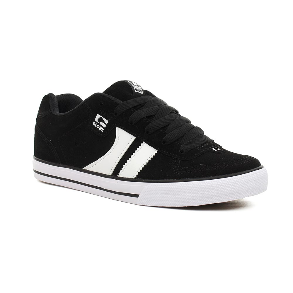 6717b6c9b Globe Shoes Encore 2 - Black White