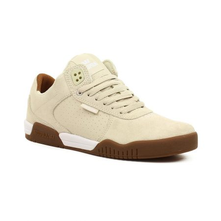 Supra Ellington White Gum