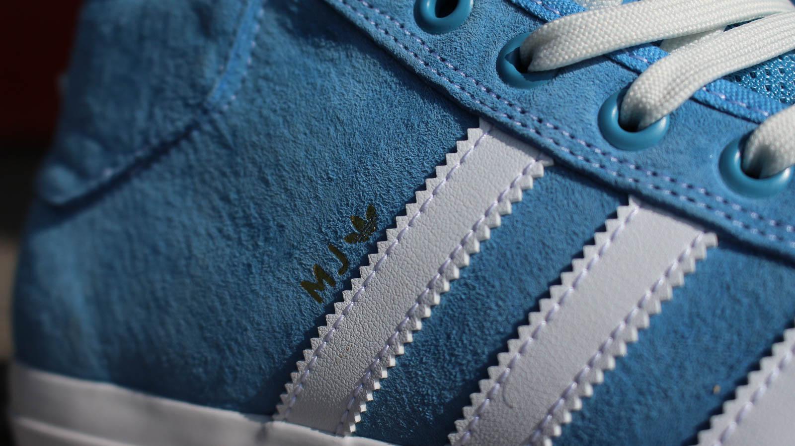 Adidas x Marc Johnson Matchcourt Mid – A Closer Look
