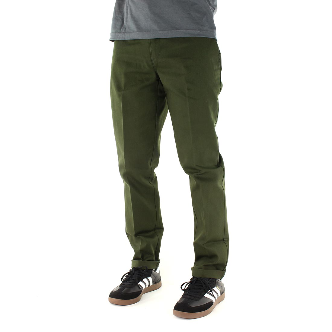 644cca79 Dickies 872 Slim Fit Work Pant – Olive Green