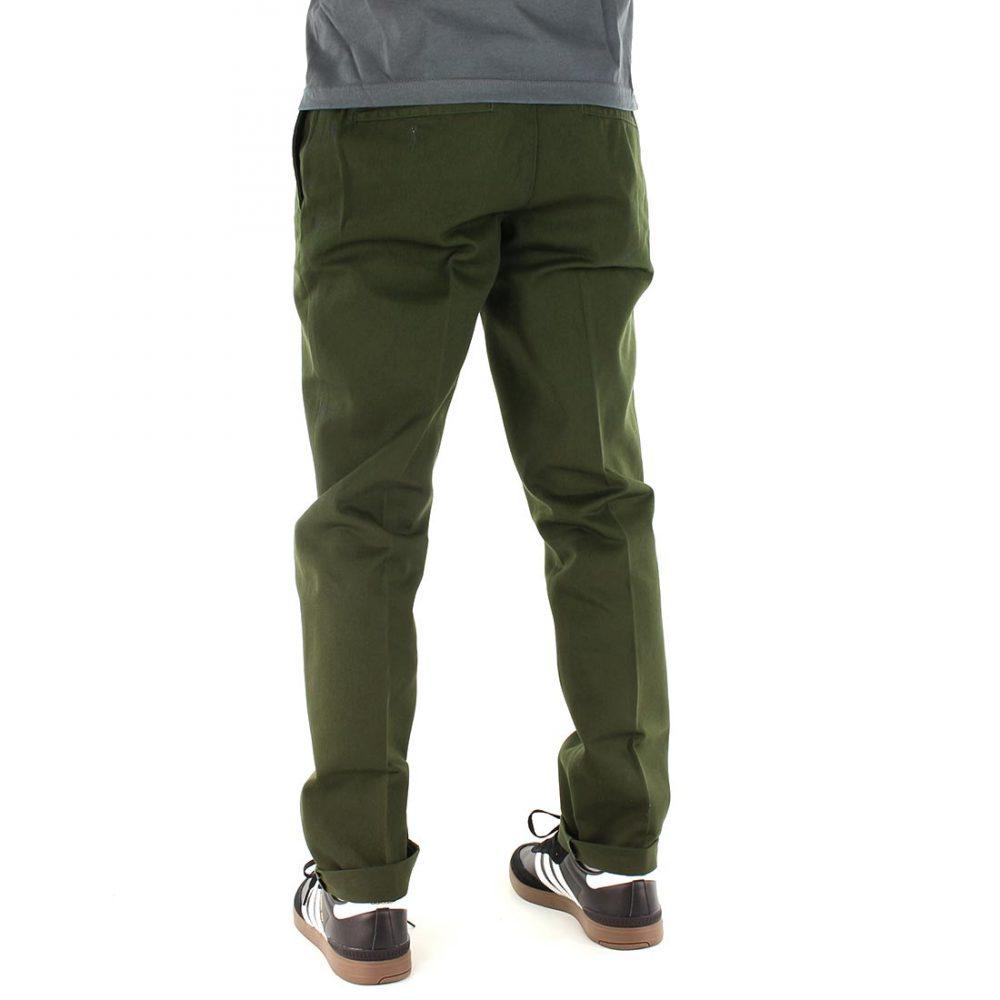 Dickies-872-Slim-Fit-Work-Pant-Olive-Green-03