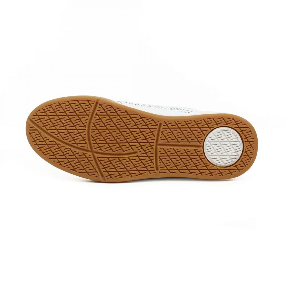 Supra Shoes Skytop 3 High Top - White Gum