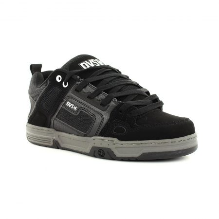 DVS Shoes Comanche - Black Black Nubuck