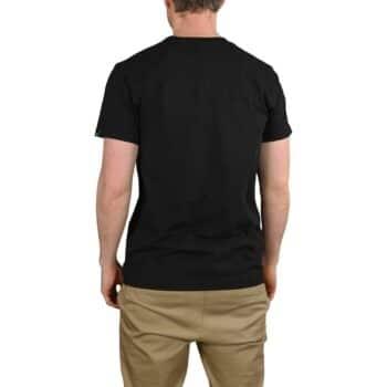 Deus Ex Machina Shield S/S T-Shirt - Black