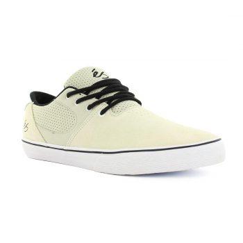 eS Shoes Accel SQ - White White Black