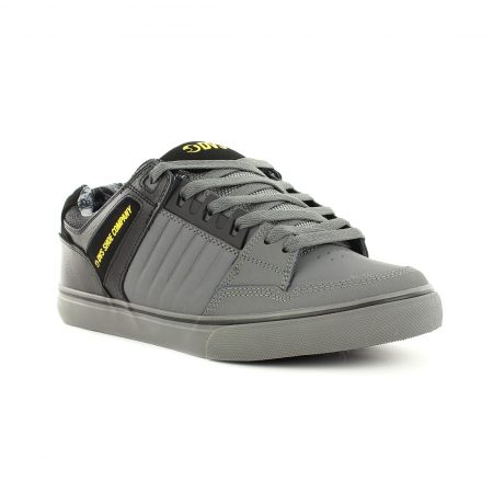 DVS Shoes Celsius CT - Black Charcoal Nubuck