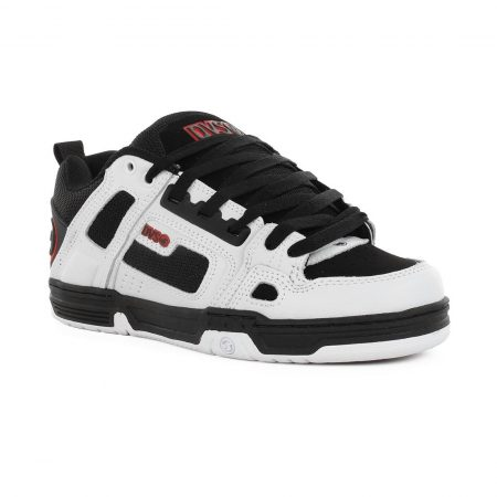 DVS Shoes Comanche - Black White Red