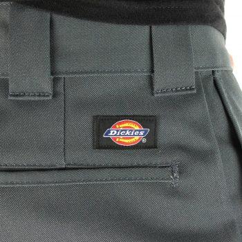 Dickies 873 Slim Straight Work Pant - Charcoal Grey