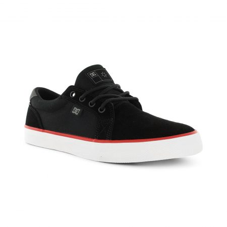 DC Shoes Council S - Black White Red