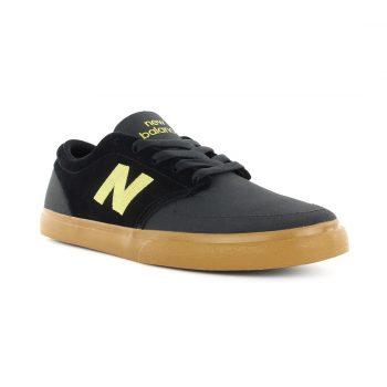 New Balance Numeric 345 Black Yellow