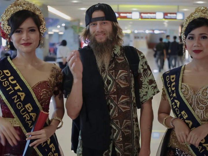 Greyson Fletcher & Gabriel Summers Tour Indonesia