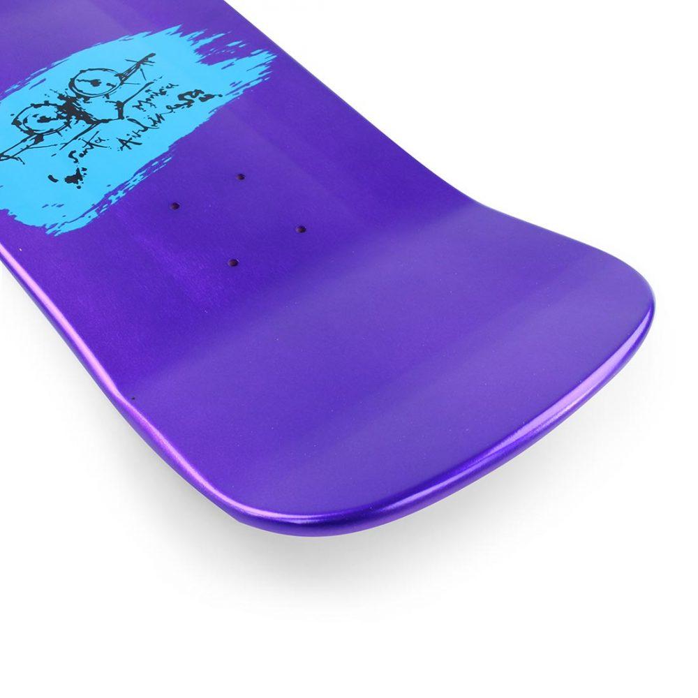 Santa Cruz Natas Evil Cat Skateboard