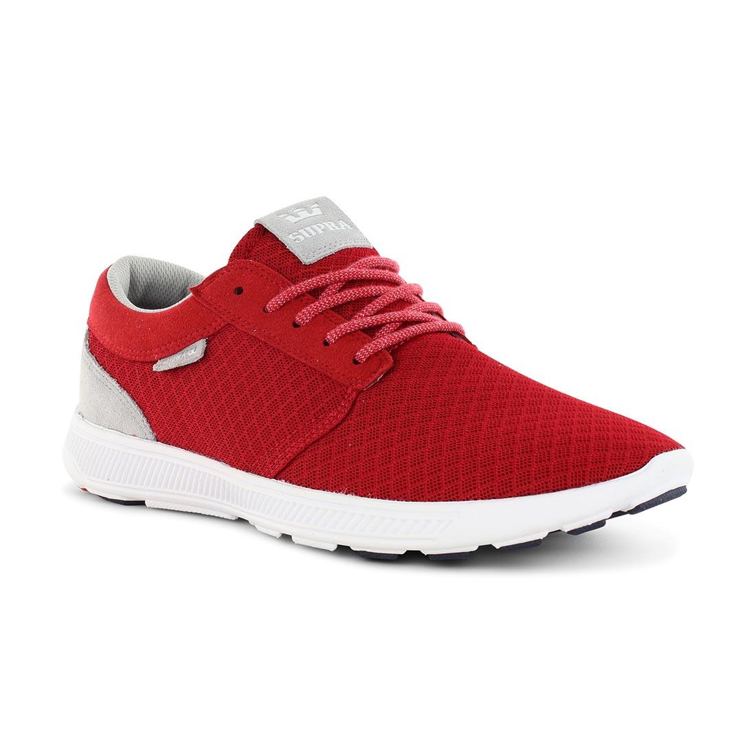 eada807d2220 Supra Shoes Hammer Run - Red White