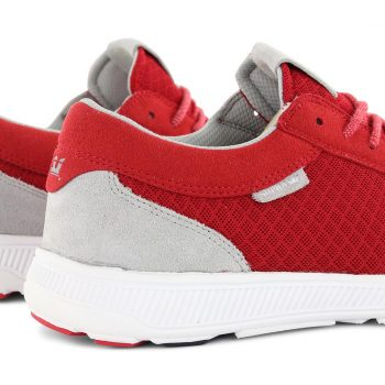 Supra Shoes Hammer Run - Red White