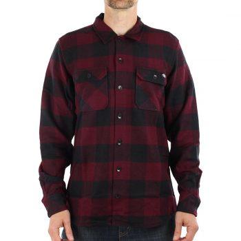 Dickies Sacramento Shirt Maroon