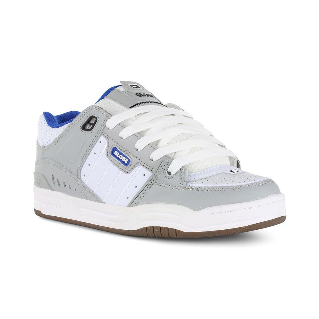 Globe Shoes Fusion - Grey Blue White