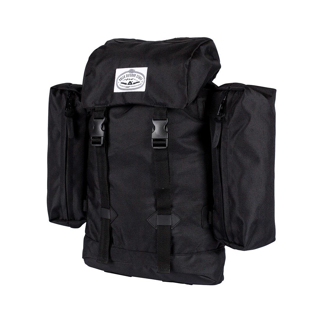 fcd08e25a55a1d Poler Stuff Classic Rucksack 35L Backpack - Black