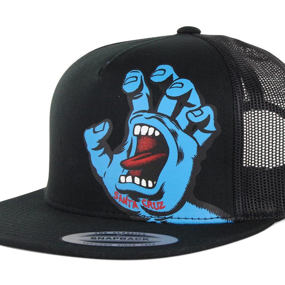 Santa Cruz Screaming Hand Hat