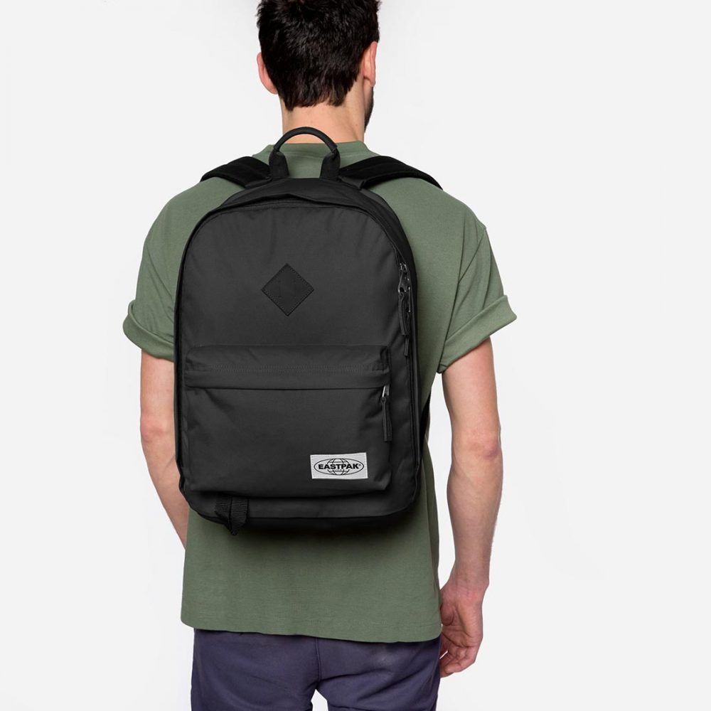 512b8ba8f5c Eastpak Out Of Office Backpack - Into Mono Black