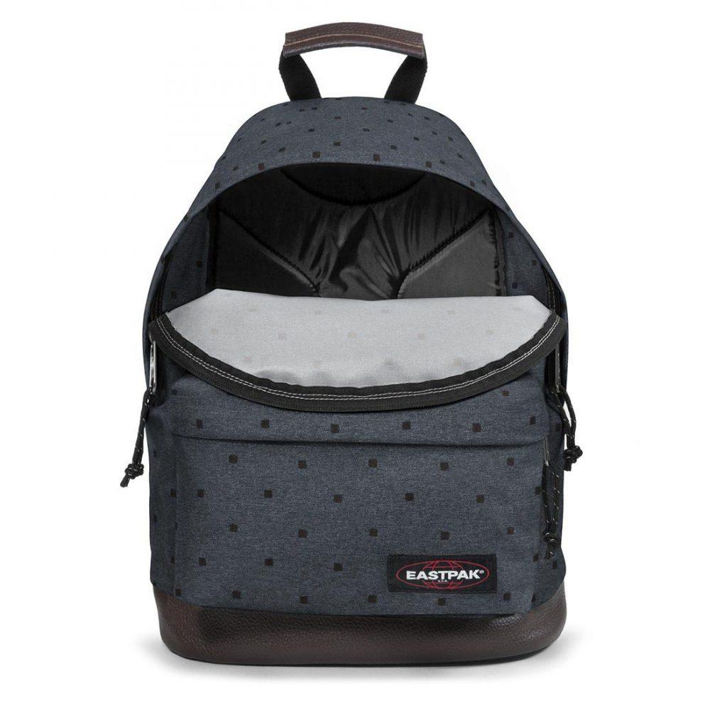 Eastpak Wyoming Backpack Black Squares