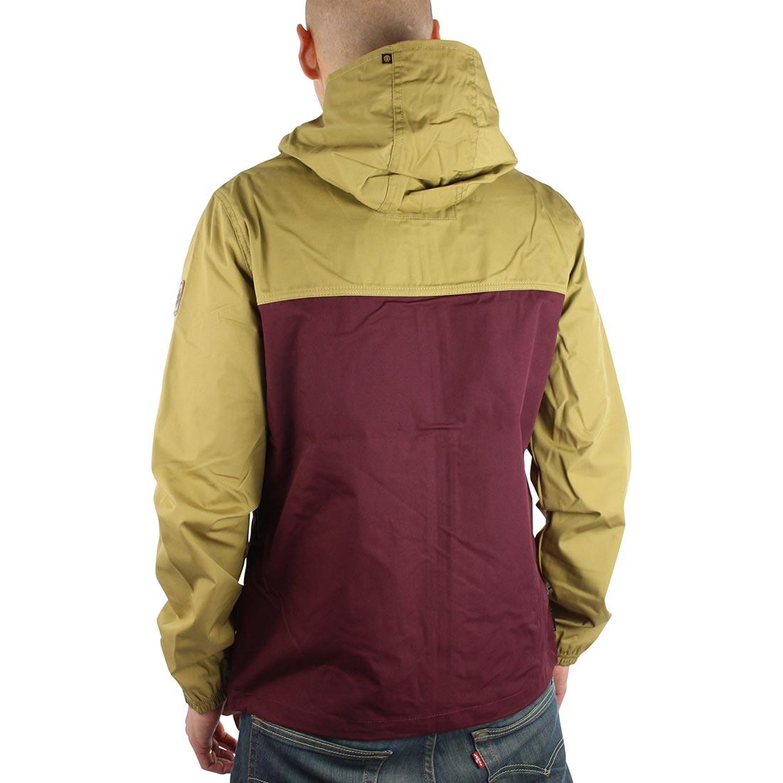 Element Alder Jacket Khaki