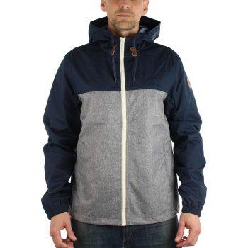Element Alder Jacket Navy Grey