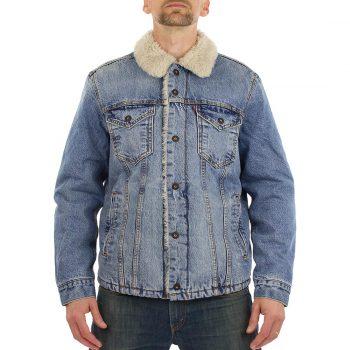 Levi's Skate Sherpa Trucker Jacket