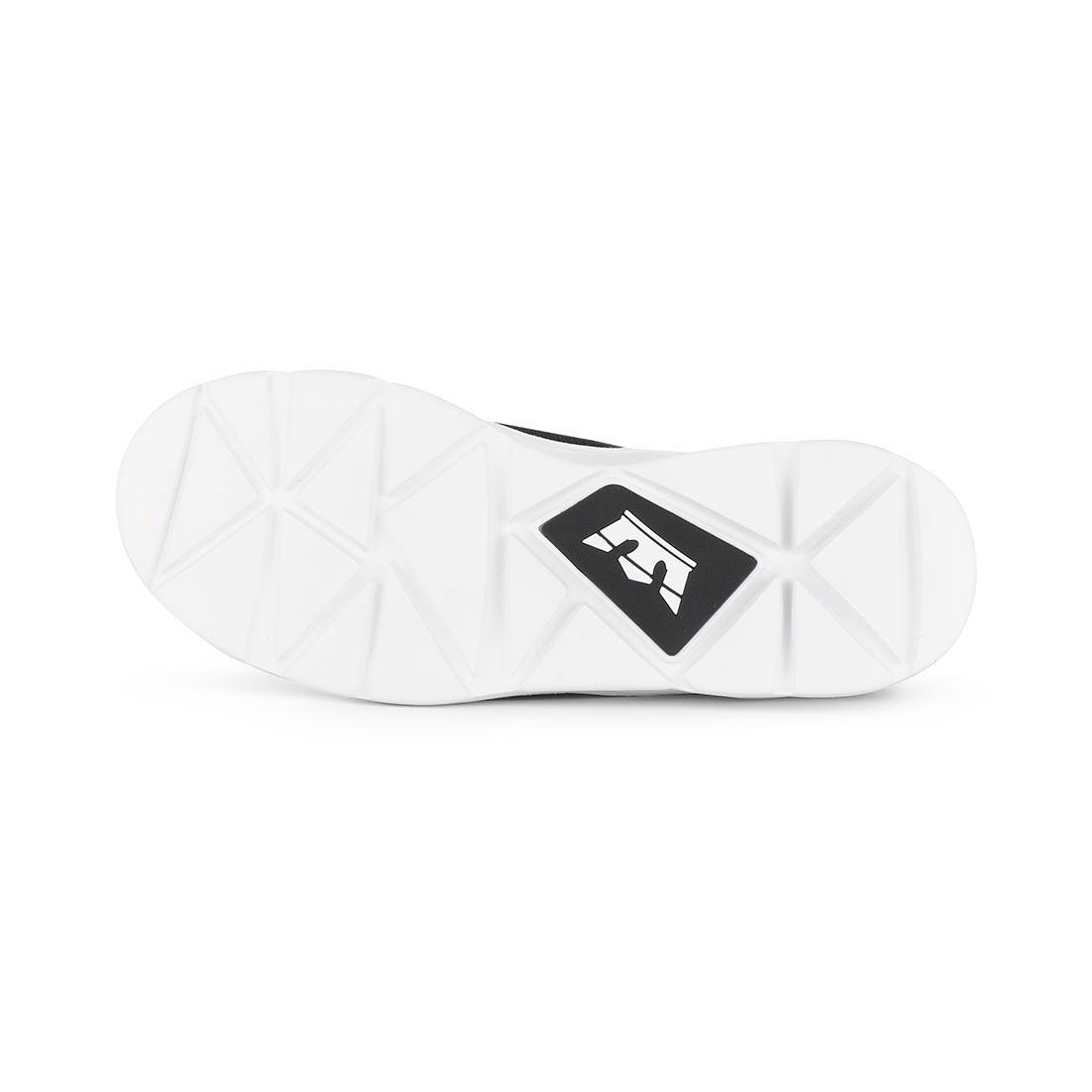 Supra Shoes Noiz - Black White